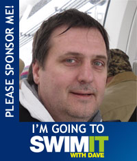 ComfortableSoftwares Adrian Birch will swim 22 miles over 12 weeks, please support him and donate!